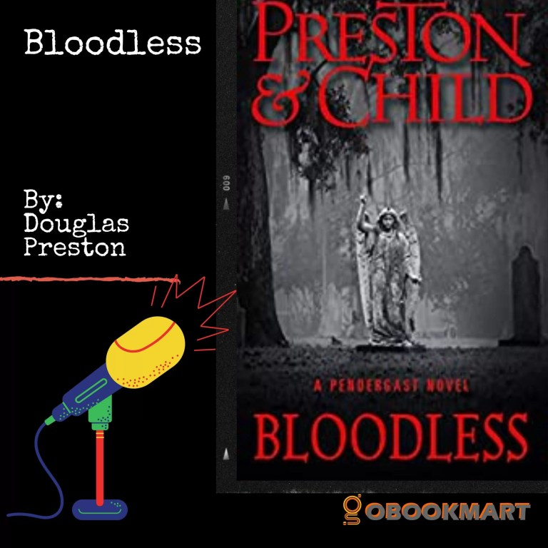 Bloodless: By Douglas Preston | Book Review Podcast