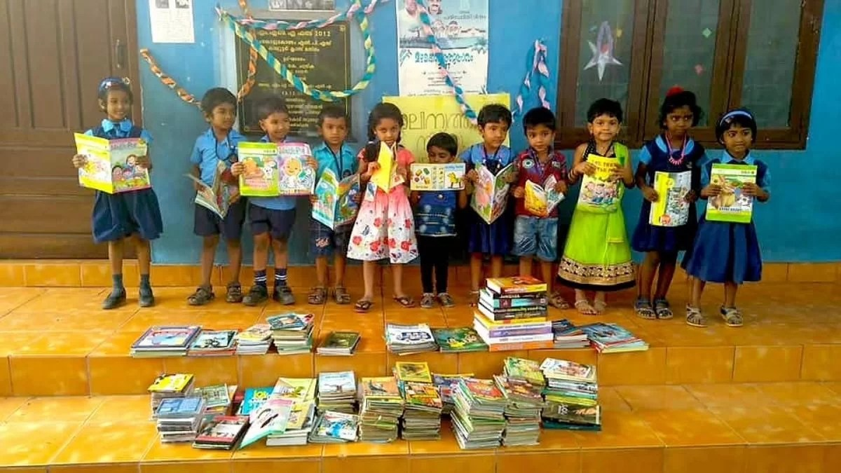 Donate old Books For better Cause