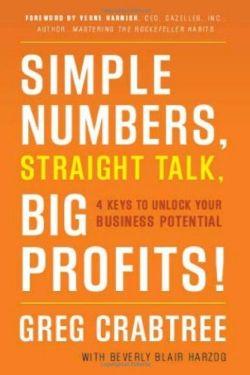 Best Motivational Business Books (Simple Numbers, Straight Talk, Big People)
