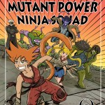 Mutand Power Ninja Squad
