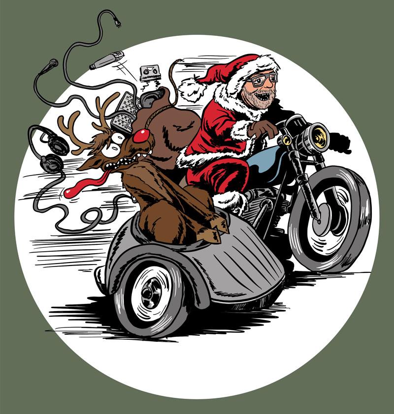 Technik-Weihnachtsfeier