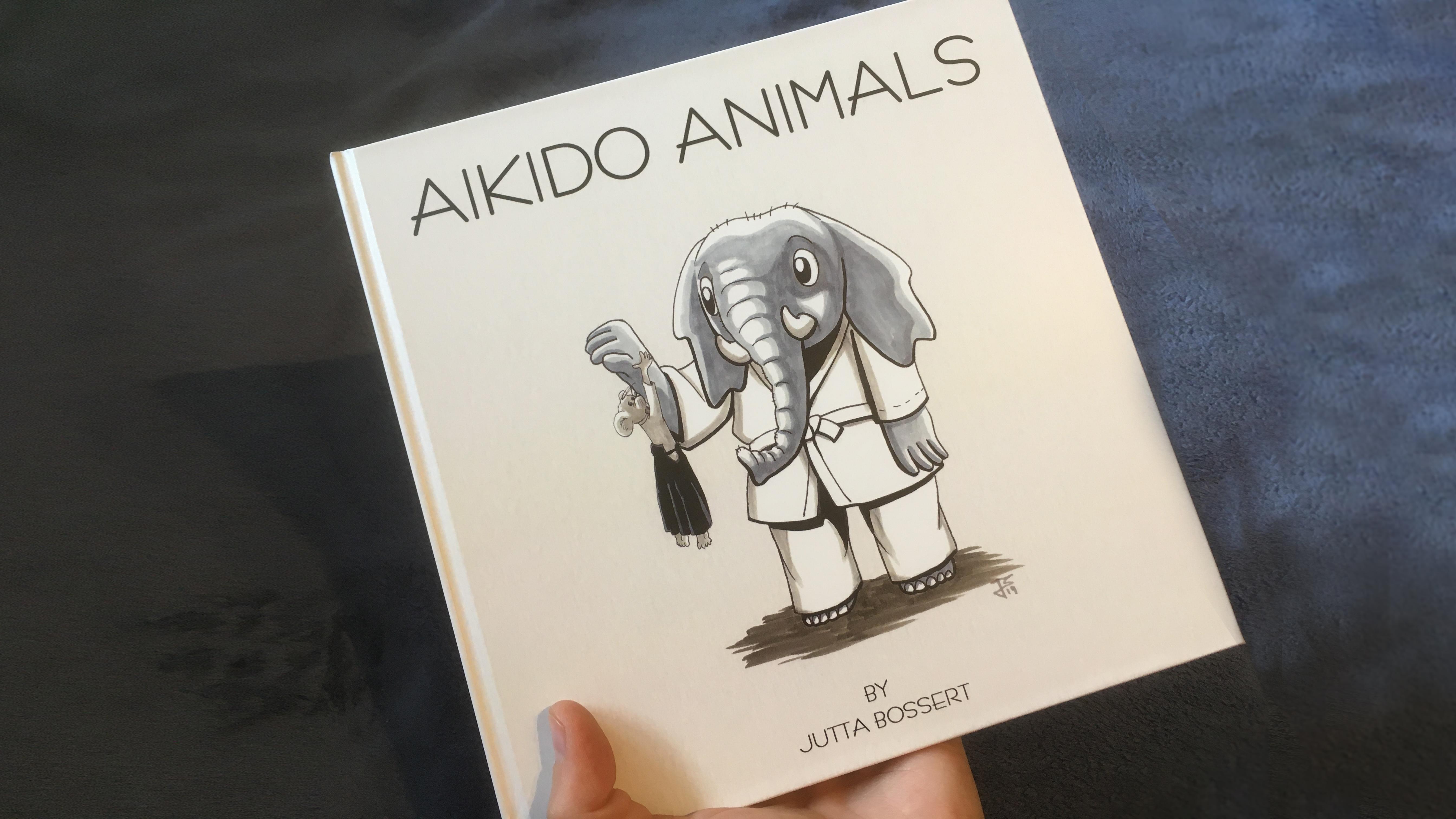 Aikido Animals – das Buch
