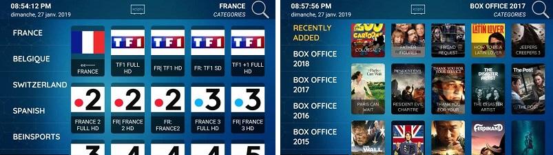 TUTOS Configurer votre abonnement iptv sur l'application ipTV Smarters Configurer-xciptv-44
