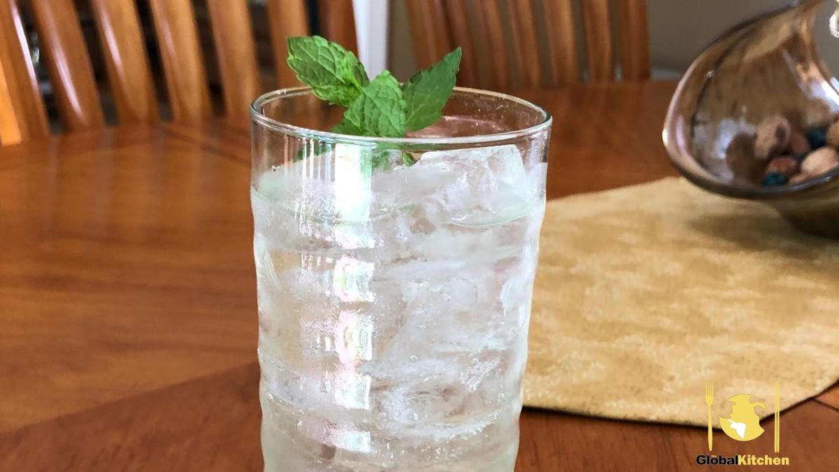 [Recipe] Limoncello Spritz: A refreshing drink