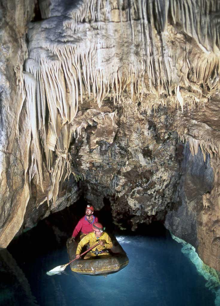 California Cavern Californias Longest Cave System