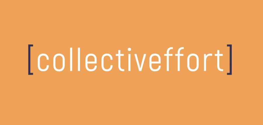 Logo & link to coworking spot collectiveffort