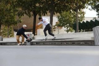 Lake George Skate Plaza