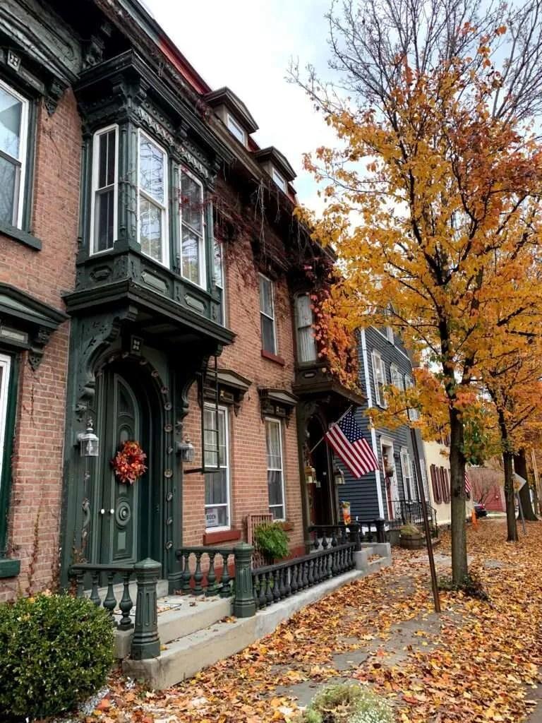 Stockade Historcial District, Schenectady
