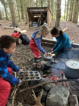 Forest Kindergarten Homeschool Program