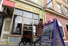 Mermaid Cafe, Catskill