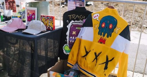 Art on clothing