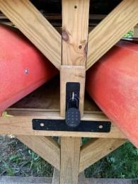 Kayak lock
