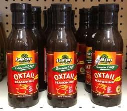 Oxtail seasoning