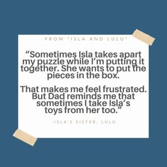 Isla and Lulu