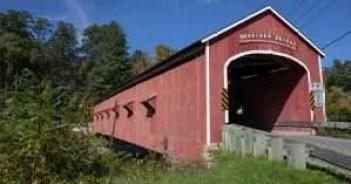 Buskirk Covered Bridge