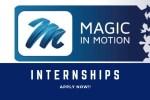 Magic in Motion Academy Internship Programme