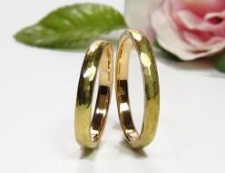 結婚指輪・ゴールド