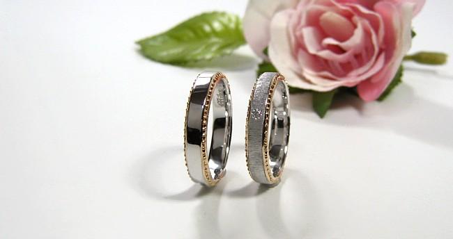 オーダーメイド・東京・結婚指輪