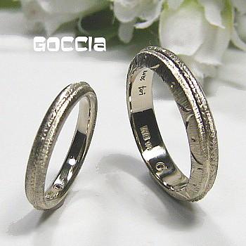 オーダーメイド・結婚指輪・横浜