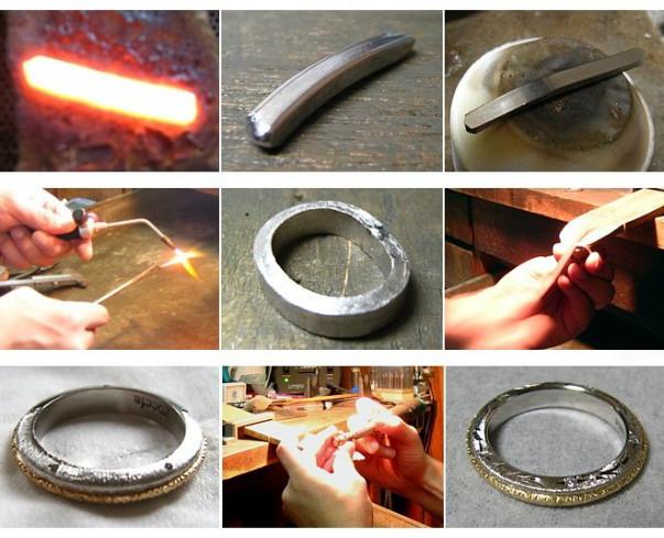結婚指輪・制作