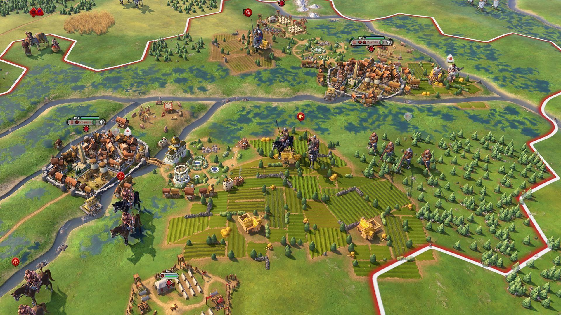 Buy Civilization VI Poland Civilization And Scenario Pack