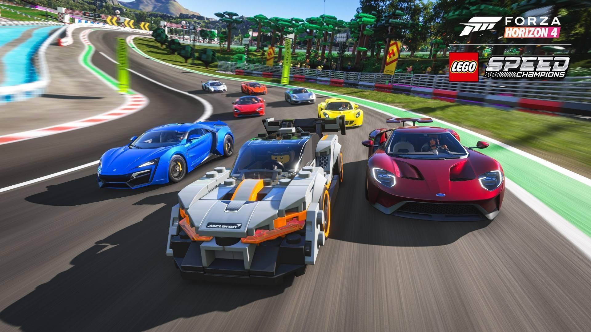 Buy Forza Horizon 4 Lego Speed Champions Pc Cd Key Compare Prices