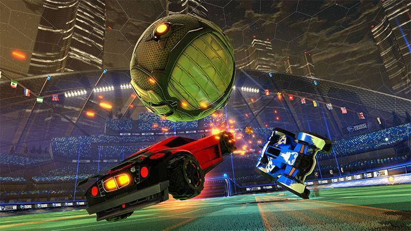 Buy Rocket League Pc Cd Key For Steam Compare Prices
