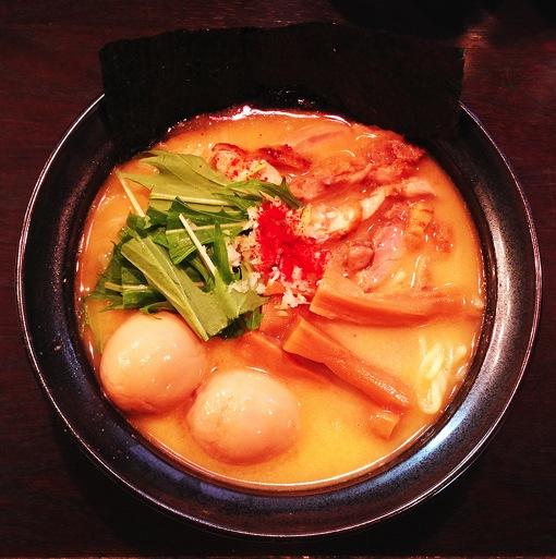 鶏白湯 麺のきもち 要町 感想 食レポ