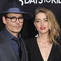 Johnny Depp & Amber Heard Are Husband and Wife Now