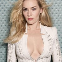 Kate Winslet Fabulous on In Style Magazine Cover Page
