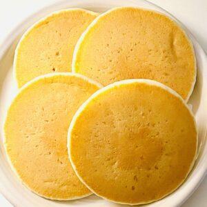 ホテルオークラ ホットケーキ 4枚入開封画像