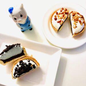 ロッキースモアとチョコミントと子豚