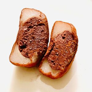 生チョコ餅を実食