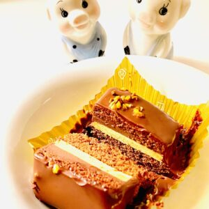 ショコラピスタチオと子豚たち。実食