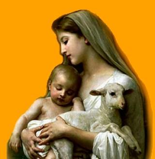Corazón místico de María, Madre de la Eucaristía