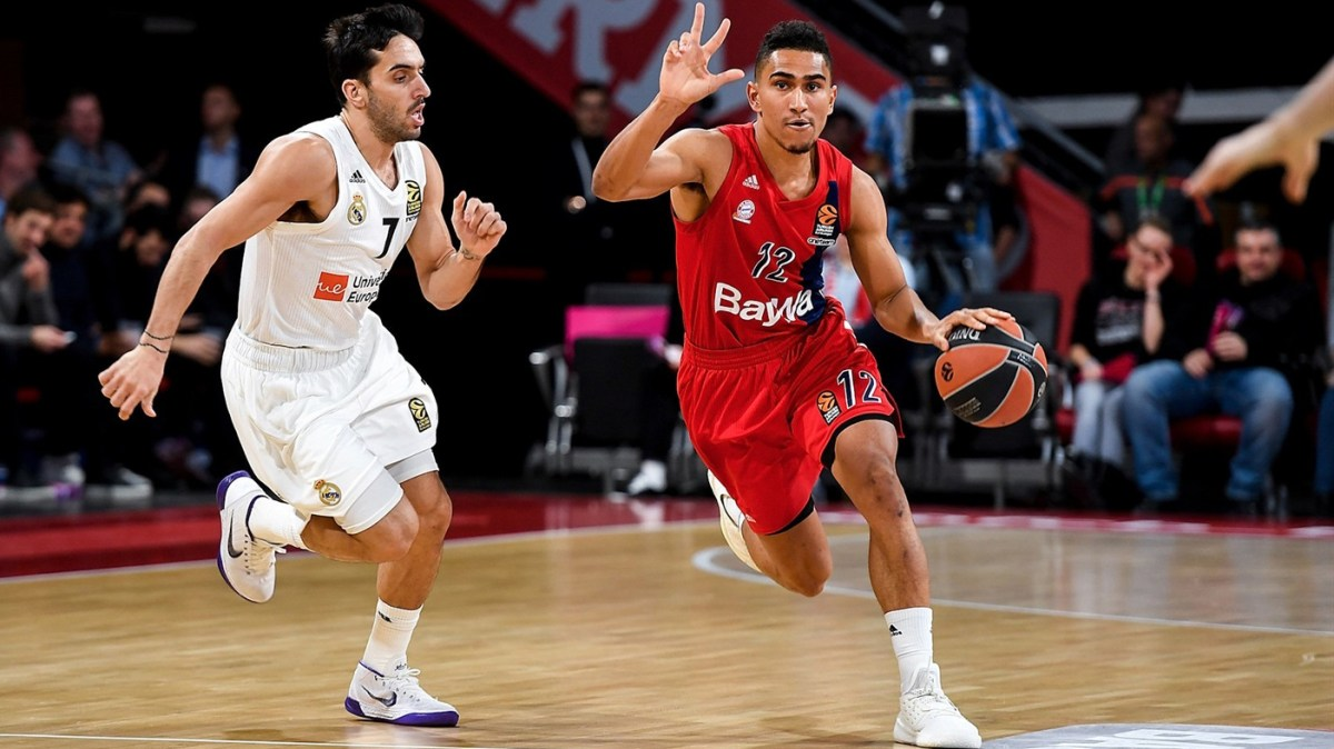 Maodo Lo '16CC Picks Up German League Championship with FC Bayern ...