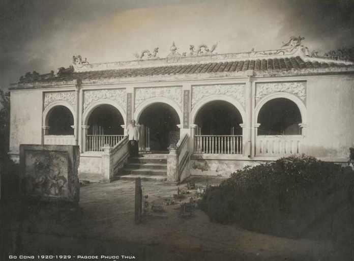 QTLH1h6 4 Hình ảnh quý hiếm về Gò Công thập niên 1920