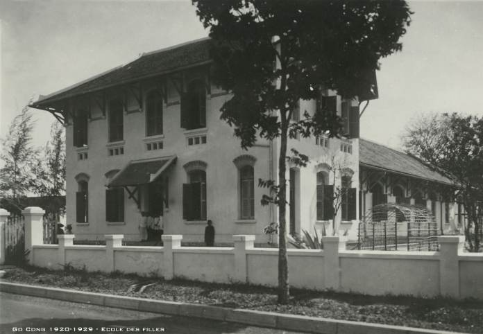 aNVwxHp 4 Hình ảnh quý hiếm về Gò Công thập niên 1920