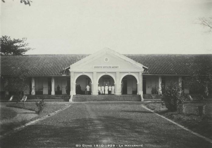 s8LVPCz 4 Hình ảnh quý hiếm về Gò Công thập niên 1920