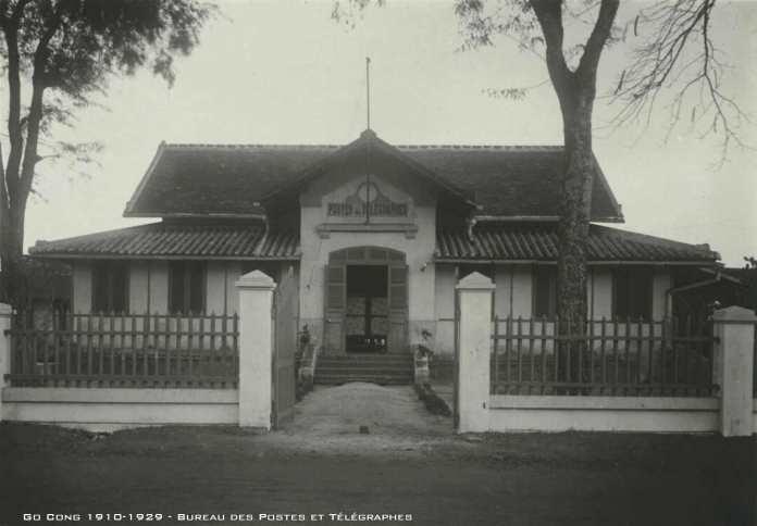 xfvMFVo 4 Hình ảnh quý hiếm về Gò Công thập niên 1920