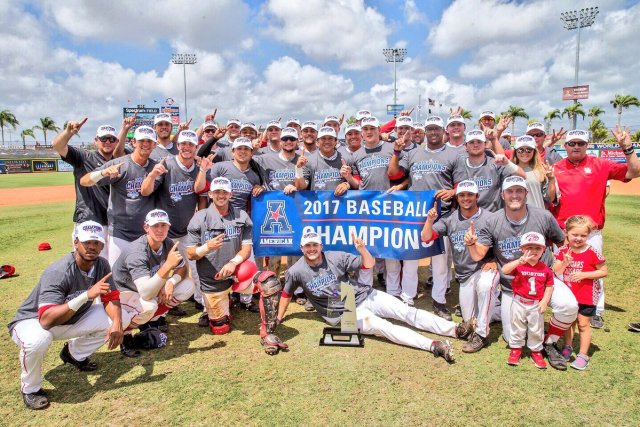 AAC Tournament Champs