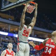 Brison Gresham Dunk - NCAA Tournament