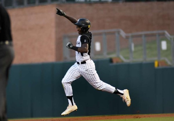 Bryson Jackson home run