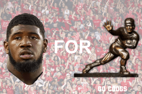 "Is the ""Ed for Heisman"" Campaign Beginning?"