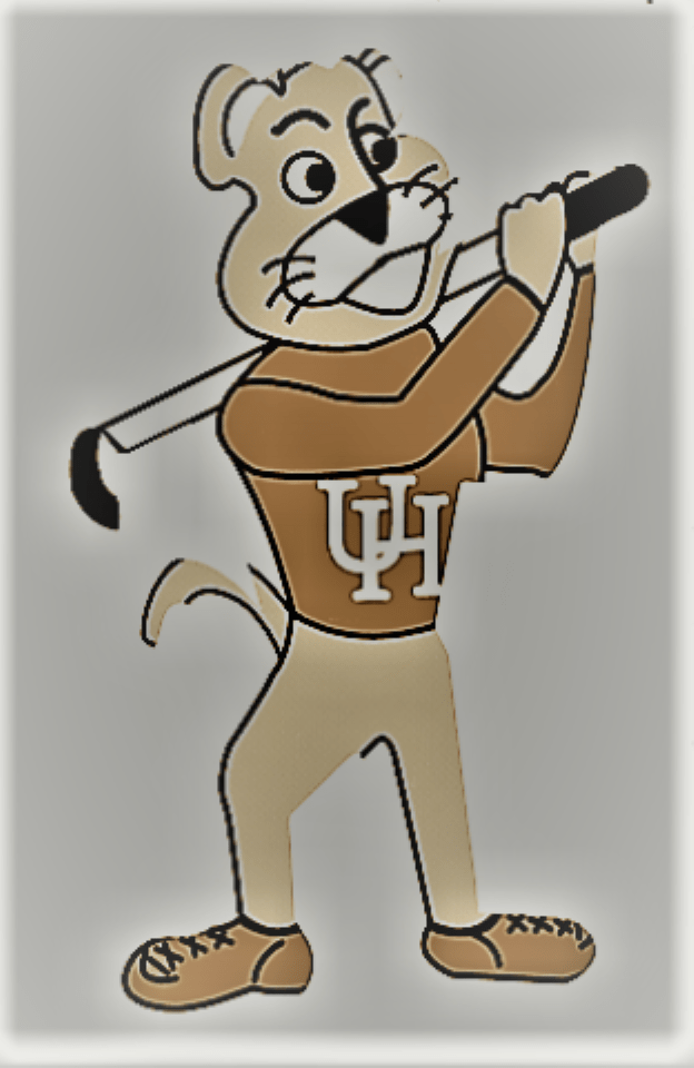 Cougar Golf Logo