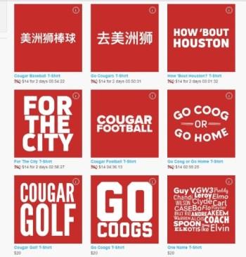 GoCoogs Store