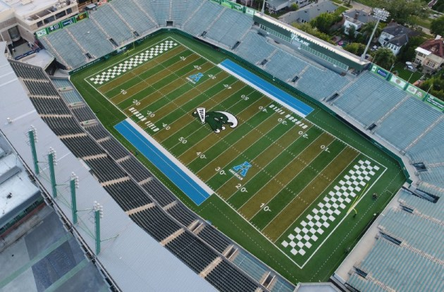 The Cougars have lost the last two games at Yulman Stadium