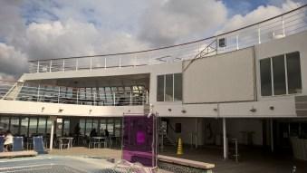 Eros Bar & Poolside - Columbus Deck 10