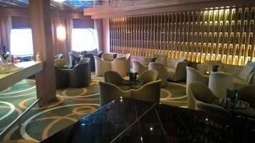 Hampton's Lounge Bar - Amundsen Deck 8