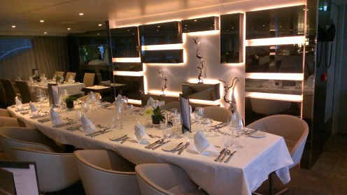 Scenic Opal- Crystal Dining Room: